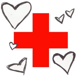 The Red Cross Club is a new club that welcomes anyone interested in getting involved with the community. The club has many exciting things to look forward to such as they help others around the world. Photo courtesy of Shazia Malik.
