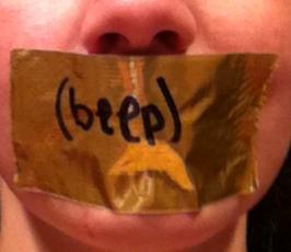 Watch your (beep) language: Arthur the aardvark on swearing