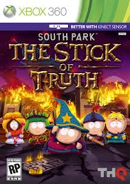 S.P. stick of truth