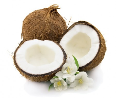 The oils used for oil pulling vary. Traditionally sesame seed oil was used; however coconut oil is commonly used today.The oil from a coconut is used to make medicines.  Photo Courtesy: MCT Photo