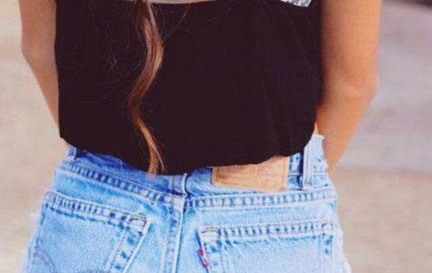 High Hopes for high waisted jeans