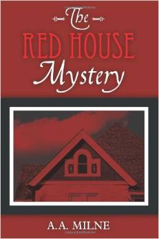 """The Red House Mystery"" can be bought for free for Amazon's Kindle. The paperback is $8.99. This story can be bought by clicking the link below. Photo Courtesy of"" Amazon"