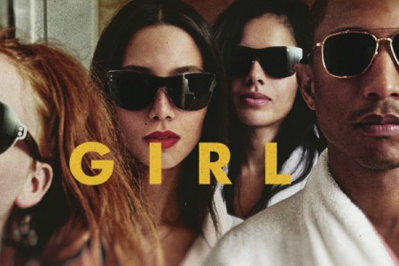 "Pharrell brings a new side to his music in his new album, ""G I R L.""  He rose to fame through popular singles in 2013. His hit album has topped the iTunes charts. Photo Courtesy: MCT Photo"