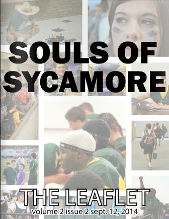 September 2014 Leaflet
