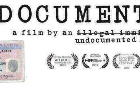 The film Documented tells the story of an American revealing to the public that he is actually undocumented. The story distinguishes the difference between an illegal immigrant and an undocumented American.  It will be hosted by CHS classes on Jan. 15.
