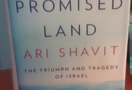 Ari Shavit, an acclaimed Israeli writer, published 'My Promised Land: The Triumph and Tragedy of Israel' in 2013. On Oct. 28, Shavit spoke at the Mayerson Jewish Community Center (JCC). Topics addressed ranged from America's mistakes in the Middle East to Israel's need for a new, more realistic peace approach.
