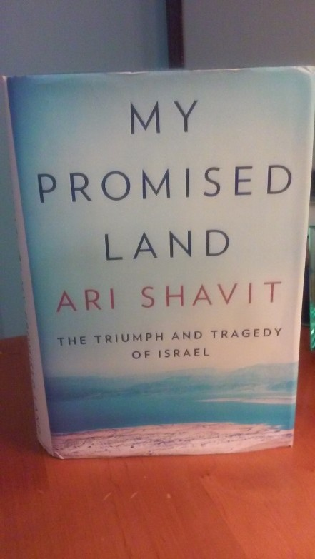 Ari+Shavit%2C+an+acclaimed+Israeli+writer%2C+published+%27My+Promised+Land%3A+The+Triumph+and+Tragedy+of+Israel%27+in+2013.+On+Oct.+28%2C+Shavit+spoke+at+the+Mayerson+Jewish+Community+Center+%28JCC%29.+Topics+addressed+ranged+from+America%E2%80%99s+mistakes+in+the+Middle+East+to+Israel%E2%80%99s+need+for+a+new%2C+more+realistic+peace+approach.+