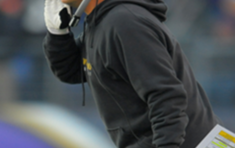 New Orleans Saints head coach Sean Payton calls out plays to his team in a game last season. Payton bought 100 Devon Still jerseys to support his daughter Leah who has pediatric cancer. Still got a chance to meet and thank Payton on Sunday Nov. 16 after a game between the Bengals and the Saints. Photo by MCT