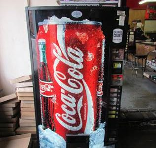Both companies have been selling products in vending machines for years now. Their new product will likely be sold via vending machine. Expect the companies to roll out the product in years to come. Photo Credit: MCT Campus