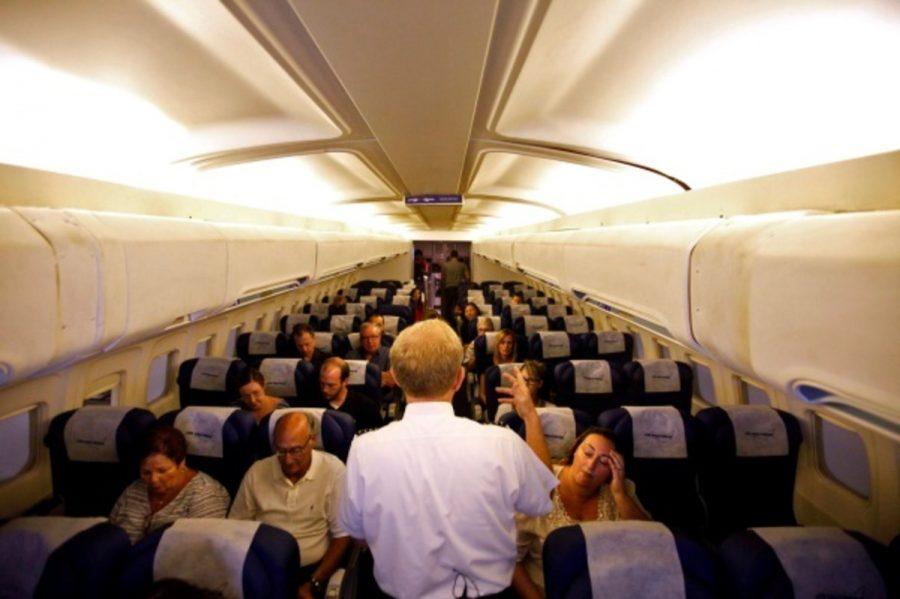 April 2017 Columns: Airline overbooking, winning streak