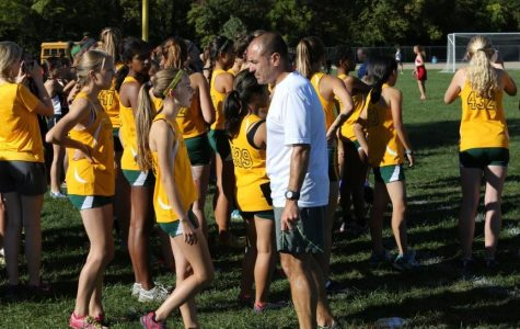 Girls cross country sprints to first place finish at King's Invitational