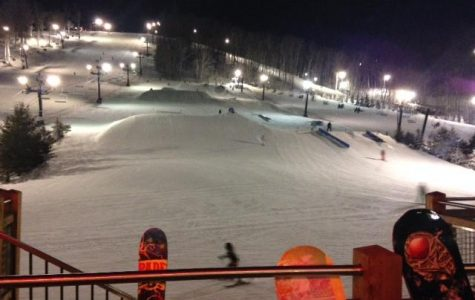 Perfect North is in Lawrenceburg, IN and has a total of 17 slopes and two terrain parks. It is the closest ski resort to our area and is about 40-50 minutes away. The Big Air competitions are held on the Audition terrain park by the lodge.