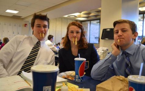DECA dominates at Districts
