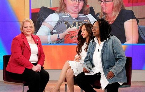 """Mount Saint Joseph University freshman basketball player Lauren Hill was diagnosed with DIPG. She recently appeared on popular television show """"The View"""". Hill continues to spread awareness in many ways including Layups 4 Lauren at SHS held last Nov."""