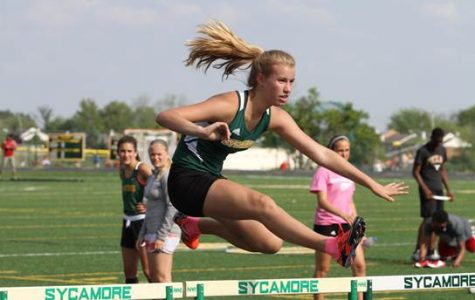 Spring track sprints into motion