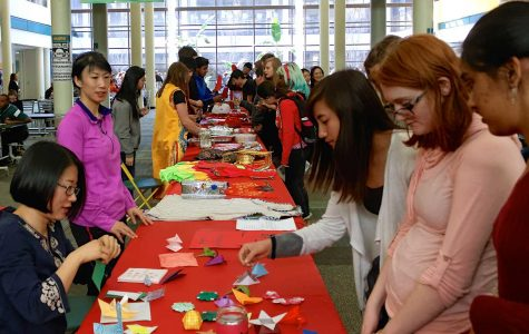 Although originally scheduled for Feb. 20, the Chinese New Year celebration had to be postponed due to snow. As a result, some of the festivities were cancelled. However, Chinese Club managed to make the most of the situation.