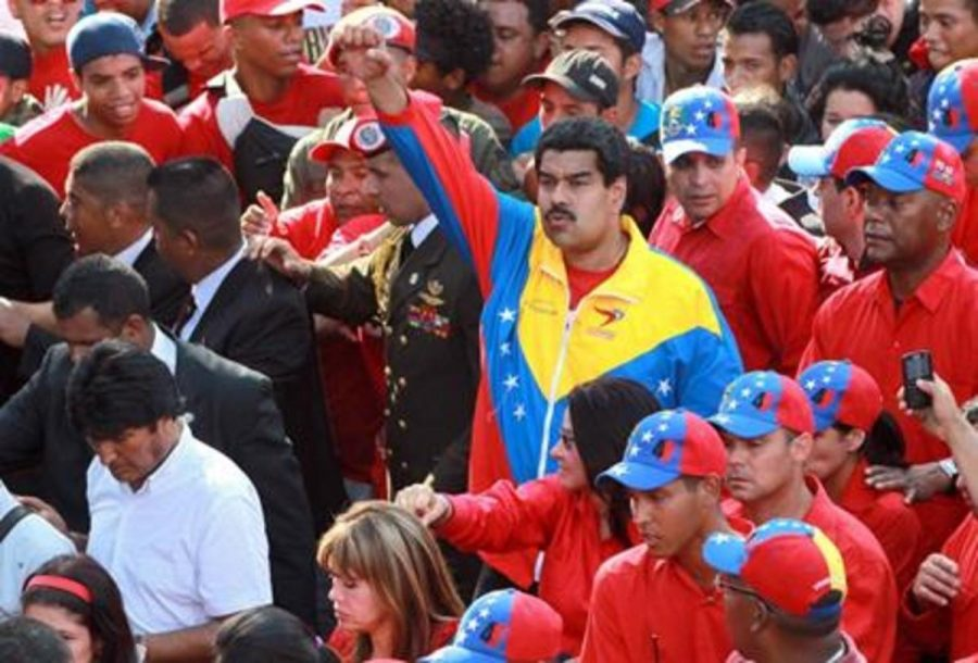 The+new+visa+regulations+will+be+designed+to+have+Americans+pay+equal+to+what+Venezuelans+have+to+pay+to+travel+to+the+US.+Maduro+also+announced+plans+to+limit+the+number+of+US+diplomats+in+the+country.+He+cited+a+high+disparity+compared+to+the+number+of+Venezuelan+diplomats+in+the+US+as+his+reasoning.