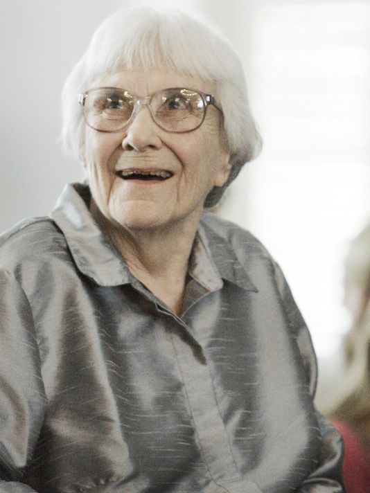 Harper+Lee+is+88+years+old.+Her+new+book%2C+%E2%80%9CGo+Set+a+Watchman%E2%80%9D+takes+place+20+years+later+than+%E2%80%9CTo+Kill+a+Mockingbird%E2%80%9D%2C+with+overlapping+themes+and+characters.+The+story+%E2%80%9CTo+Kill+a+Mockingbird%E2%80%9D+sold+more+than+40+million+copies+globally+since+it+was+first+published+in+1960.+Photo+Courtesy+of+MCT+Campus+