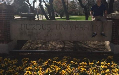 Purdue University is a great school for engineers. Students can get their feet wet in engineering by taking a program offered through the university. The school is located in Indiana and gives great aid packages. Image by Max Fritzhand