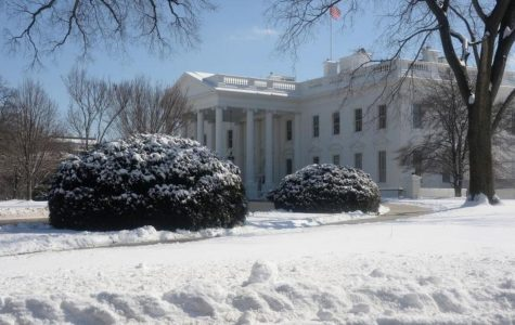 A letter containing cyanide was received by an intercept at the White House on March 18th. Tests identified that the milky substance in the letter was indeed cyanide. The man who sent the letter has had several run-ins with the Secret Service since the 1990s. Photo courtesy of MCT Photo.