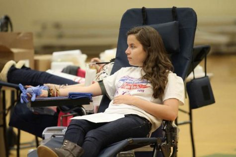 Blood drive saves multiple lives with just one pint
