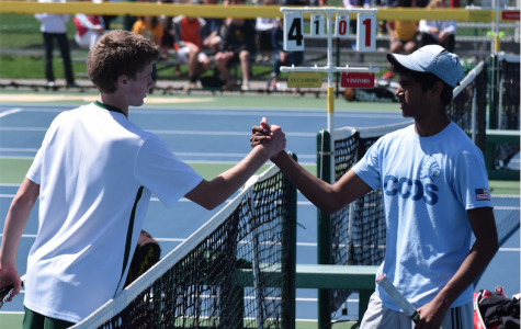 The boys tennis team is 12-0 to start the season. They will compete in the GCTCA Coaches Classic Tournament from Apr 23 to 25.  This is their best start in team history.