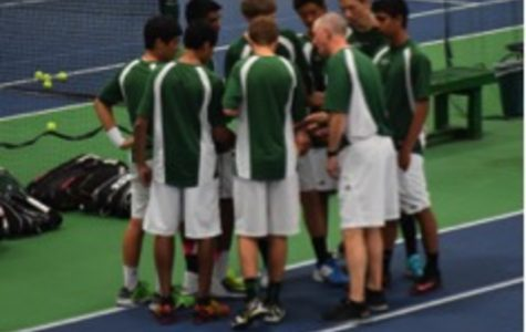 The team started off strong going four-zero. They return home on April 9 to take on Mason. '. These are the types of matches we train for all year,' senior Aditya Venkitarama said.