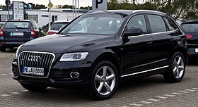 The Audi Q5 debuted in 2008. It is a luxury crossover that is designed to be comfortable. It is in the SUV class of cars.