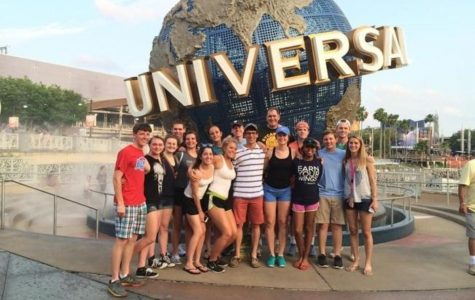 """""""I was the only returning senior this year. This trip absolutely blew Atlanta out of the water. We had students place this year and the destination itself was phenomenal."""" said senior Lydia Sloan."""