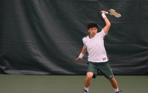 Sophomore Regis Liou captured the Second Doubles title at the Coaches Classic along with senior Aditya Venkitarama. They will both compete in singles for individual postseason play. The team returns home on May 19 to take on St. Xavier in the OTCA Team State District Semi-finals.