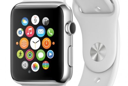 As one of the leading contributors to new technology, Apple is introducing the new Apple Watch. It includes just about everything a regular iPhone is capable of. You can call, text, and make arrangements with friends all with the click of a button.