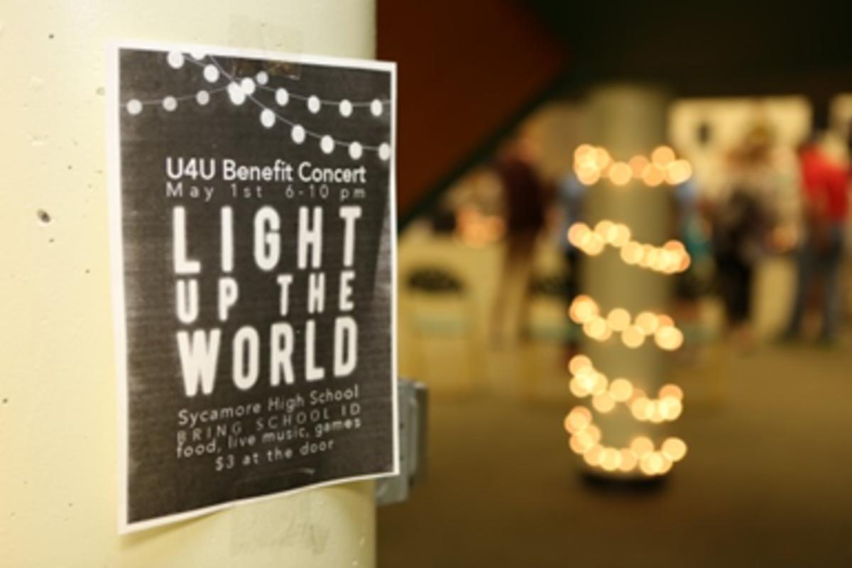 U4U concert rocks on