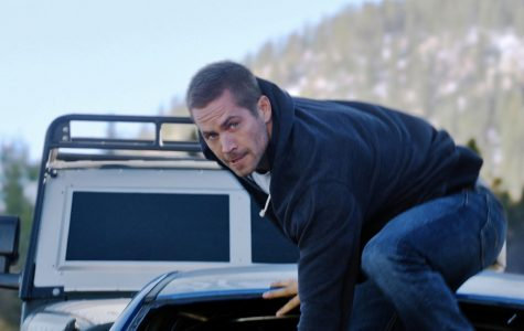 Paul Walker died during roduction of the seventh movie. The production then stopped for a couple months while the cast dealt with the loss. The production then used Walker's brother to help recreate him in the remaining scenes. PC: MCT Photo