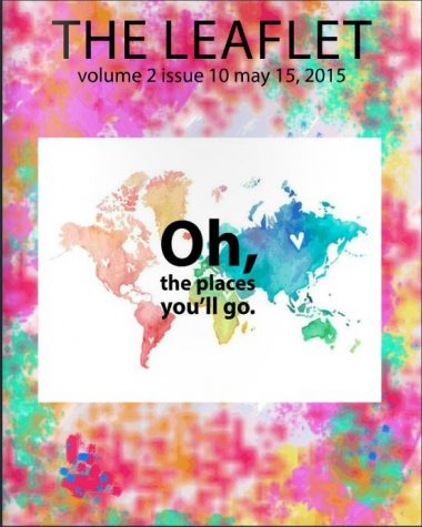 May 2015 Leaflet