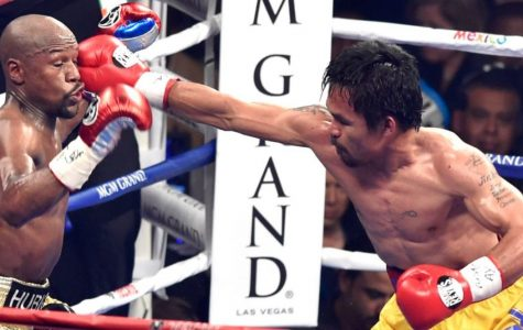 Floyd Mayweather (left) is one of the premier boxers of our generation, while Manny Pacquiao (right) is the other one. There was speculation about this fight for the last six years, but it was finally made a reality. This fight that everyone had been waiting for failed to live up to the immense hype. PC: MCT Photo