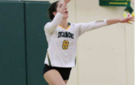 """The Aves ended their season in a hard fought loss against Ursuline Academy. Senior Lydia Deppert said, """"The season was awesome. I've never been a part of a team that was so amazing as this one and I consider all my teammates my family."""""""