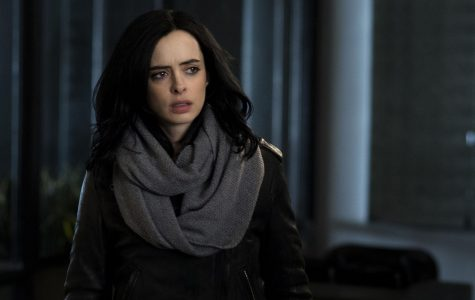 Krysten Ritter as Jessica Jones. Ritter is also well known for her roles in
