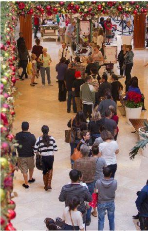 Black Friday overshadows Thanksgiving