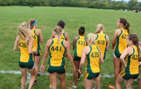 Cross Country girls stride into meets
