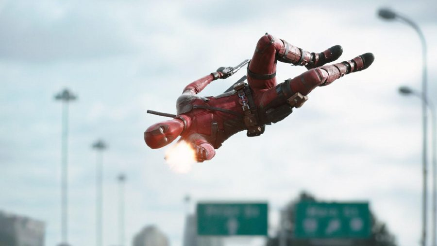 Deadpool+enacts+his+revenge+on+the+man+who+wronged+him.+The+violence+in+this+film+as+opposed+to+other+superhero+films+like+%E2%80%9CMan+of+Steel%E2%80%9D+can+show+more+blood+and+carnage+thanks+to+its+R-Rating.+This+allows+for+more+exhilarating+and+realistic+action.