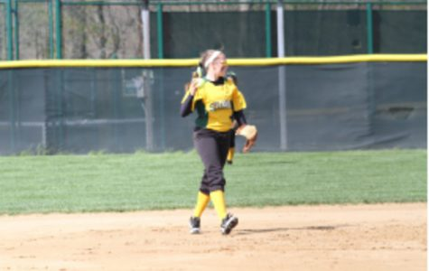 Sophomore, Jessica Fehr is an extremely important part of the SHS varsity softball team. Fehr is a power hitter and is a acetate to them in the field.