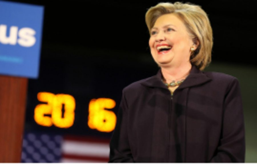 Clinton+is+expected+to+become+the+Democratic+party+nominee.+Donald+Trump+is+set+as+the+Republican+party+nominee.+The+presidential+election+will+be+a+close+one%2C+with+both+candidates+butting+heads.