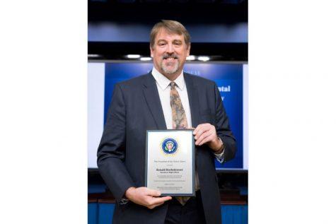 Hochstrasser wins national award