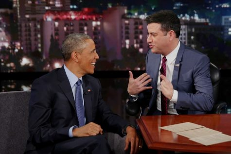 Mean tweets with President Barack Obama on 'Jimmy Kimmel Live!'