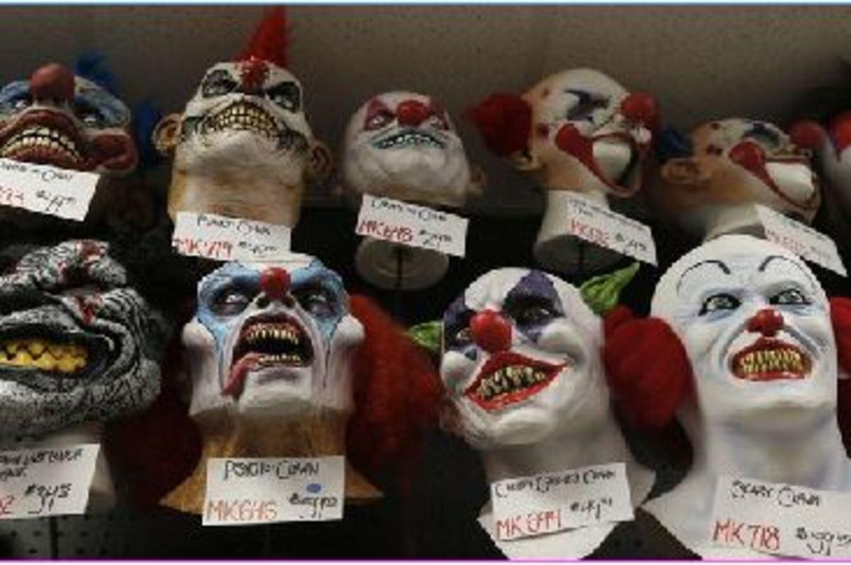 Clowns creep up Cincinnati
