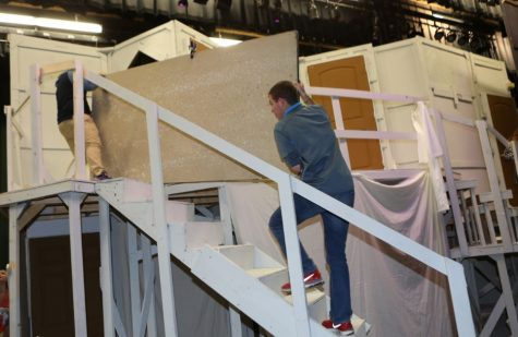 Aves Theatre spells into rehearsal