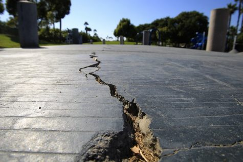 Earthquake rocks New Zealand