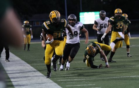 Varsity Football Team wins 'Team of the Week' challenge