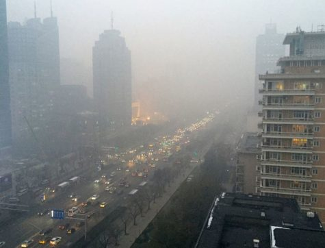 Pollution in Beijing leads to health problems