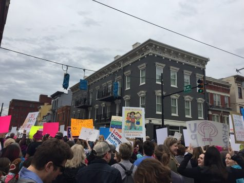 Women's March empowers students
